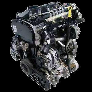 Современный дизельный двигатель