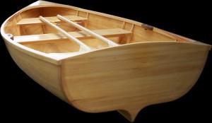 Современная лодка