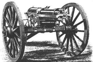 Пулемет Ричарда Гатлинга
