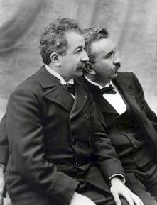 Братья Люмьер - Огюст и Луи
