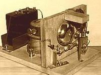 Изобретение радиотелеграфа