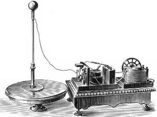 Первый в мире радиоприёмник А. С. Попова