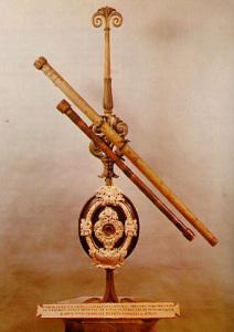 Изобретение телескопа