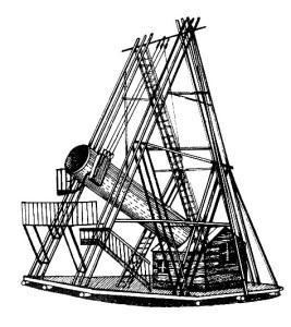 Телескоп-рефлектор Гершеля