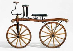 Велосипед Карла фон Дреза