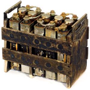 Железо-никелевый аккумулятор Эдисона