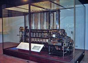 «Аналитическая машина» Ч. Бэббиджа