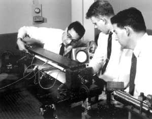 Теодор Мейман создатель лазера