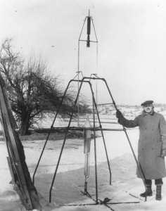 Жидкотопливная ракета Годдарда