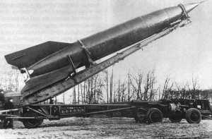 Баллистическая ракета «Р-1»