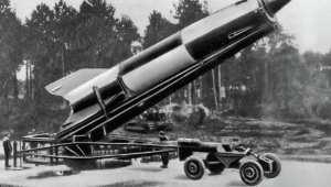 Баллистическая ракета «Фау-2»