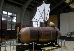 Подводная лодка «Наутилус» Фултона