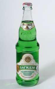 Газированная вода Лагидзе