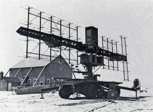 Советский радар
