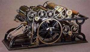 Ротационная машина Буллока