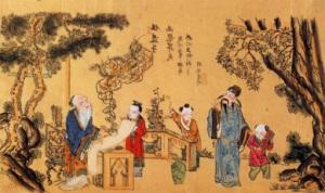 История появления чая