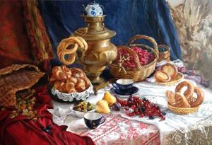 История появления чая в России