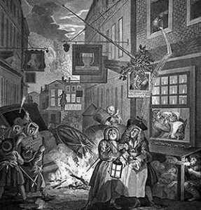 История канализации