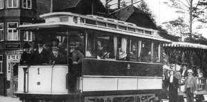 История трамвая