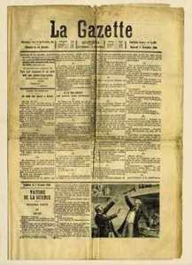 Рекламная газета Теофраста Ренодо