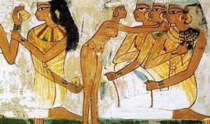 Бани Древнего Египта