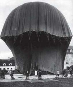 Огюст Пикар воздушный шар